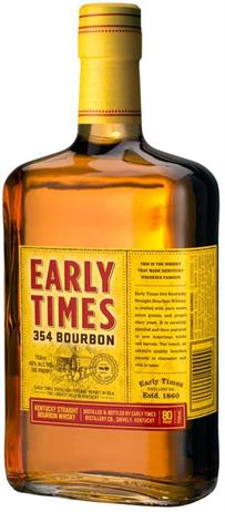Early Times Bourbon 354